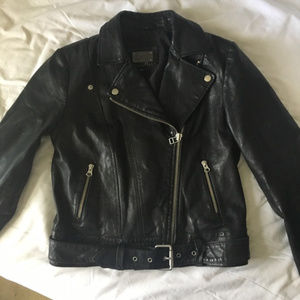 Mackage Aritzia original Florica leather jacket